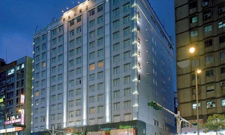 サン ワン ホテル 台北